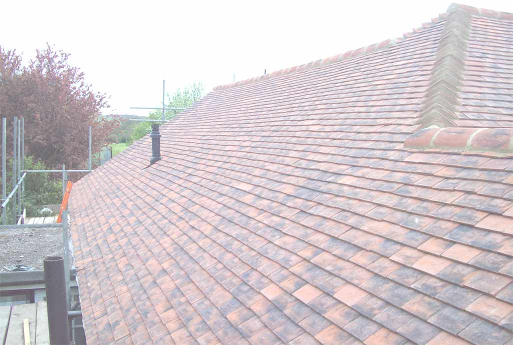 roofing background